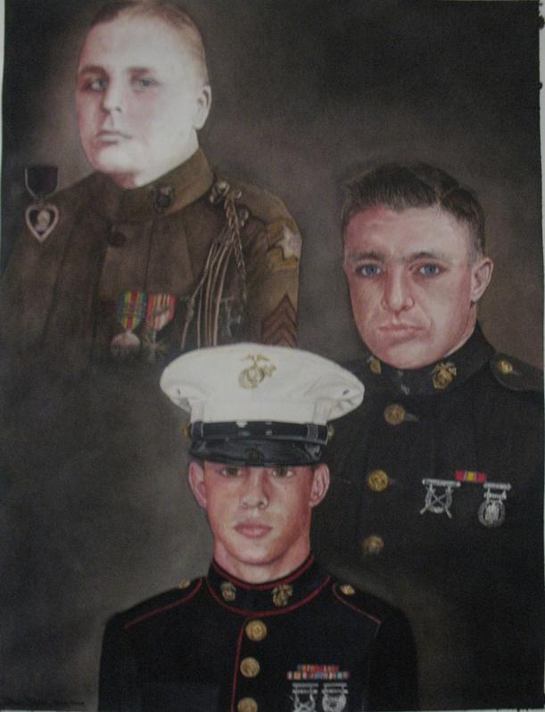 Generation of Marines